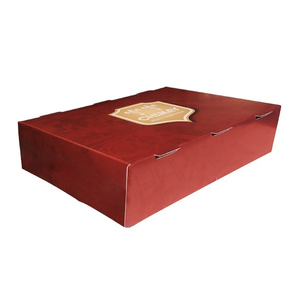 Boites Carton Grill personnalisée