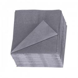 miniature Serviettes colorées 2 plis par carton