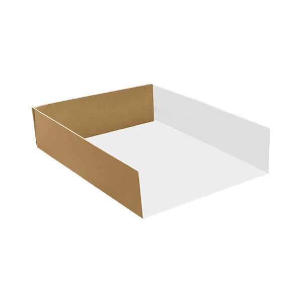 zoom Etui gaufre en carton