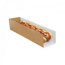 miniature Etui hot-dog en Carton
