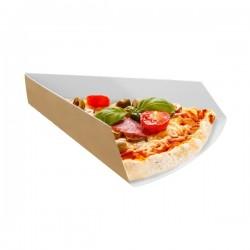 Étui part pizza en carton
