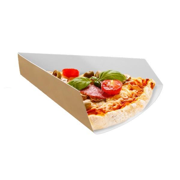 zoom Étui part pizza Carton