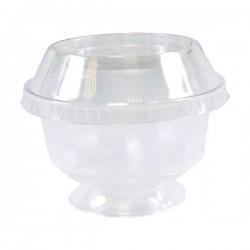 miniature Coupe dessert plastique PP