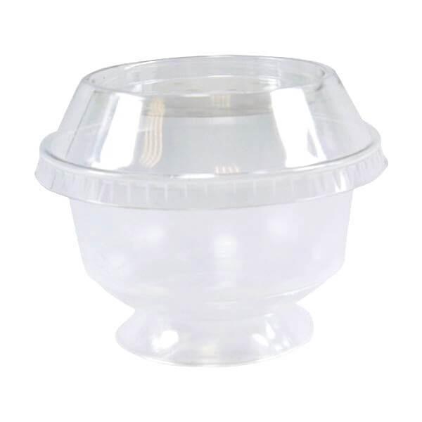 Coupe dessert plastique PP