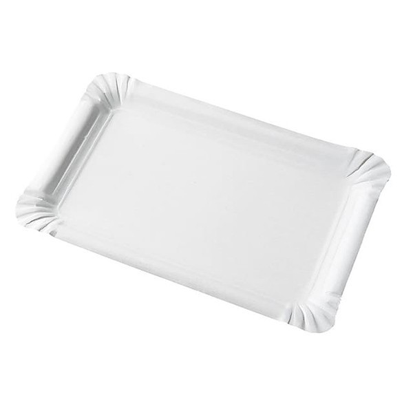 zoom Assiette Carton Rectangle