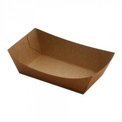 miniature Barquette Carton Kraft