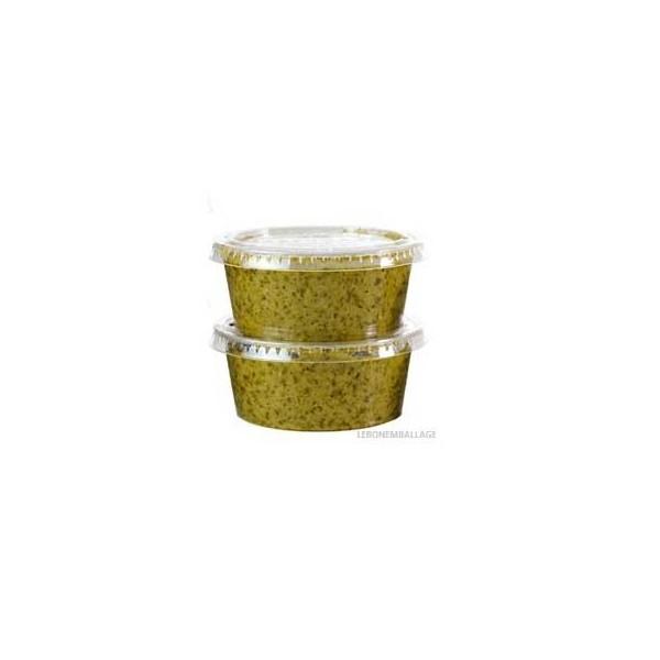 zoom Pot à sauce plastique
