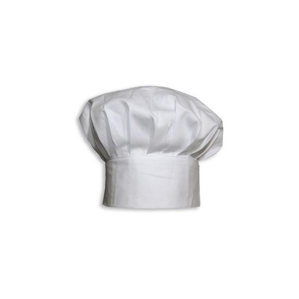 Toque blanche cuisinier