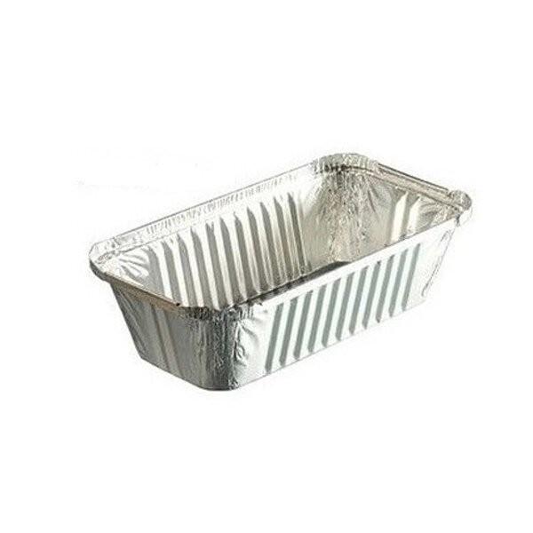 zoom Petite barquette refermable Aluminium