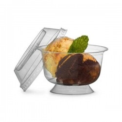 miniature Coupe Dessert Cristal PS