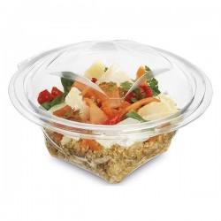 Bol salade à charnière