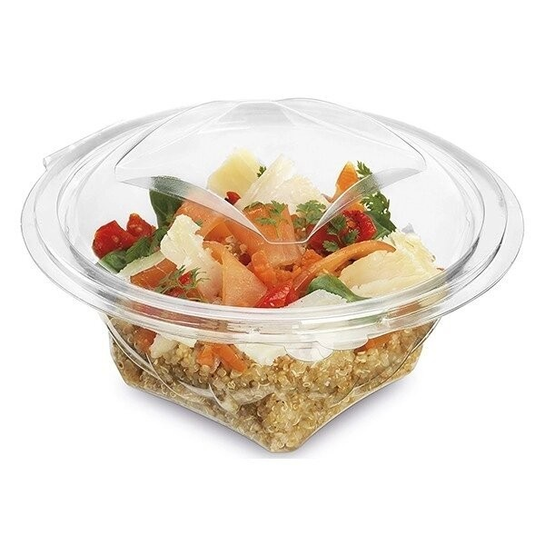 zoom Bol salade à charnière