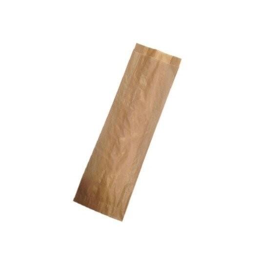 Sac à sandwich en papier kraft brun