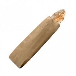 miniature Sac à sandwich en papier kraft brun