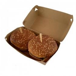 miniature Boite burger double écologique