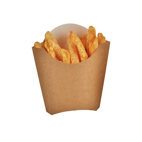 Pochette frites en kraft