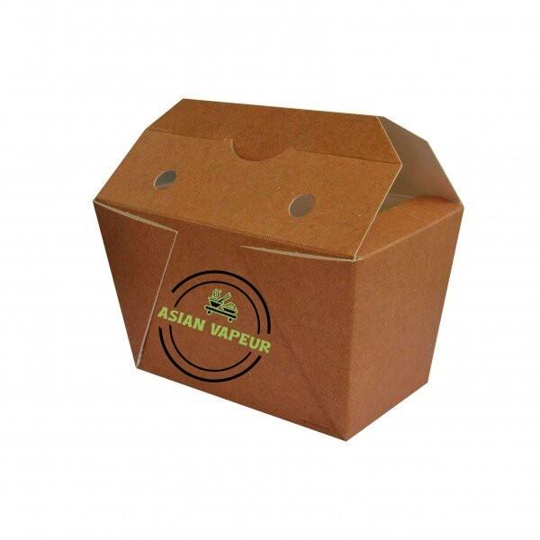 Boite carton ventilée personnalisée