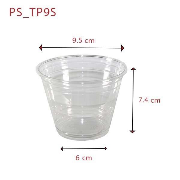zoom Pot à dessert TP9