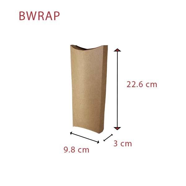 Pot wrap carton