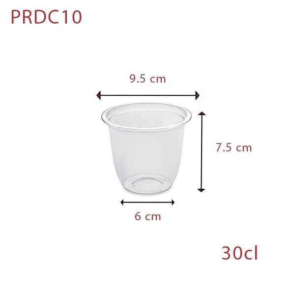 zoom Pot à dessert PRDC