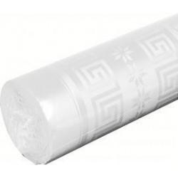 miniature Rouleau nappe papier damassé