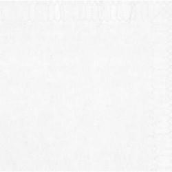 miniature Serviette 30 x 30 blanche 2 Plis