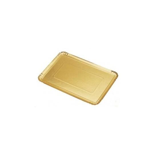 Plateau Traiteur doré