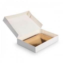miniature Plateau Traiteur doré