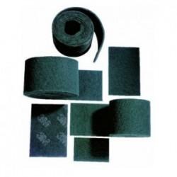 miniature Rouleau de fibre verte