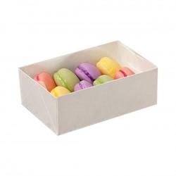miniature Boîte pâtissière ouverte