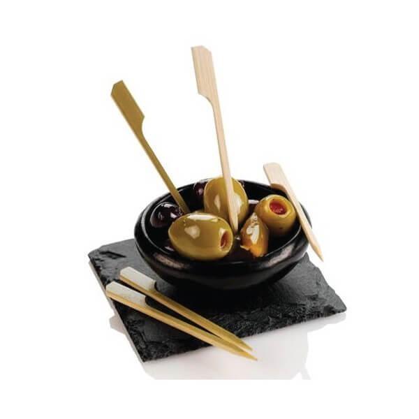 Pic à brochette Matsu en bambou