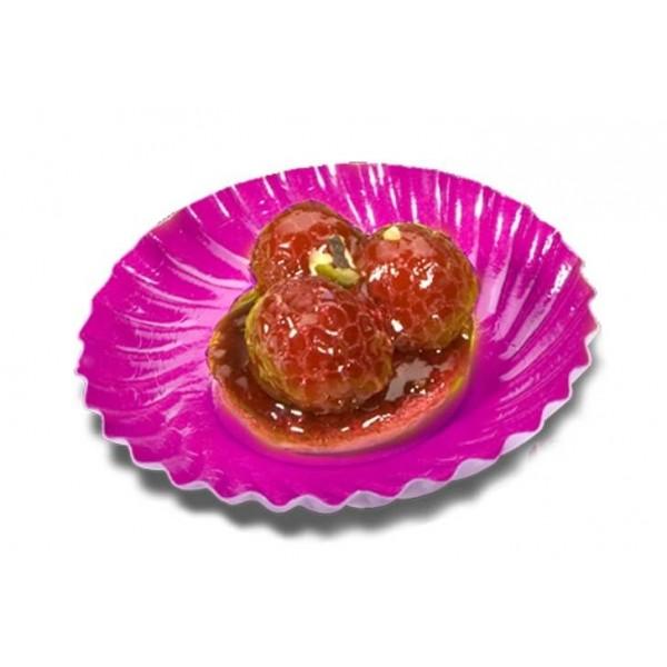 Mini assiette en carton
