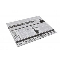 miniature Papier ingraissable Newspaper