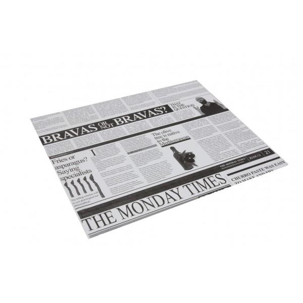 Papier ingraissable Newspaper