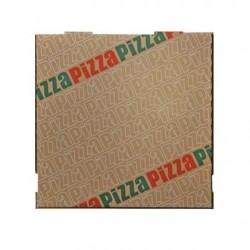 miniature Boite pizza carton