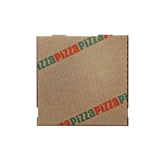 Boite pizza carton