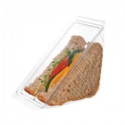 miniature Coque triangle pour 2 sandwichs