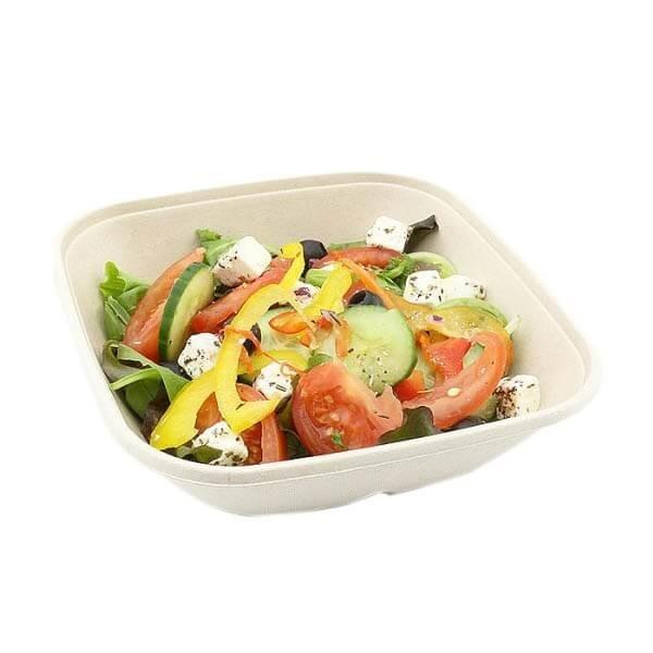 Barquette salade en pulpe