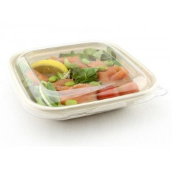 miniature Barquette salade en pulpe