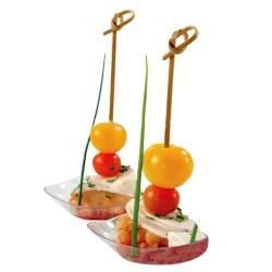 miniature Pic brochette nœud en bambou