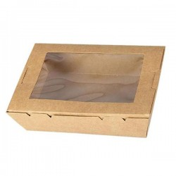 miniature Boite carton fenêtre