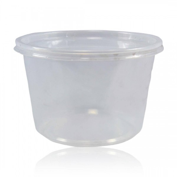 zoom Pot micro-ondable rond
