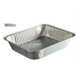 miniature Grandes barquettes refermable Aluminium