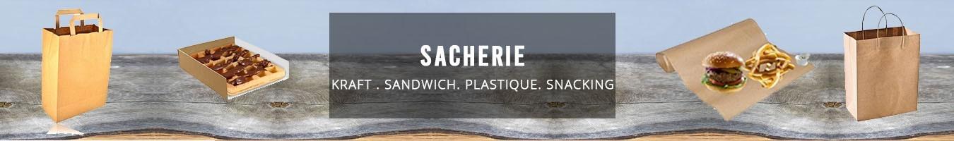 Sac Kraft, Sachet Kraft et Papier alimentaire - Le Bon Emballage