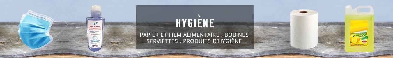 Produits d'hygiène alimentaire - Le Bon Emballage
