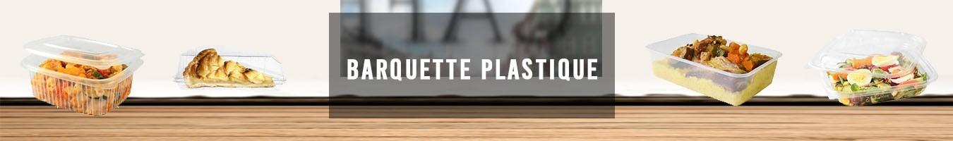Barquette Plastique Alimentaire jetable - Le Bon Emballage
