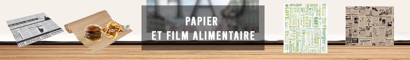 Papier et Film Alimentaire - Le Bon Emballage