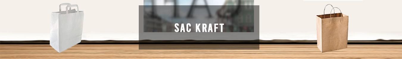 Sac Kraft en emballage alimentaire - Le Bon Emballage